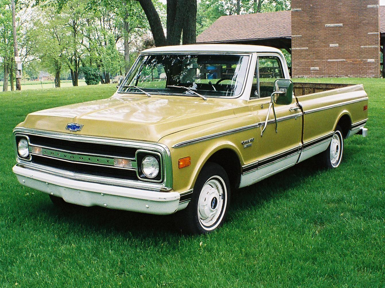 1970 Chevrolet Classic trucks, Chevy trucks, Classic