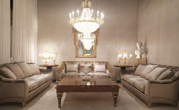 Schön Das Streben, Die Klassik Näher An Den Modernen Zanaboni Zu Bringen, Ergibt Italienische  Möbel In Beiden Stilen. Die Beiden Richtungen In Der Produktion Der