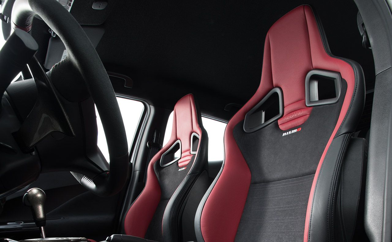 Super 2015 Nissan Juke Nismo Interior With Reacro Seats And Paddle Caraccident5 Cool Chair Designs And Ideas Caraccident5Info