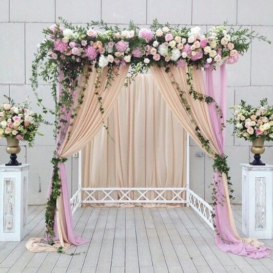 Altar Wedding Dresses: Wedding Altars Make An Incredible Statement! See The Ones