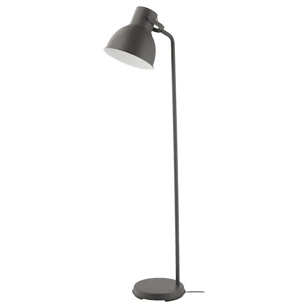 Hektar Lampadaire Gris Fonce Lampadaire Lampe Sur Pied Et Hektar Ikea