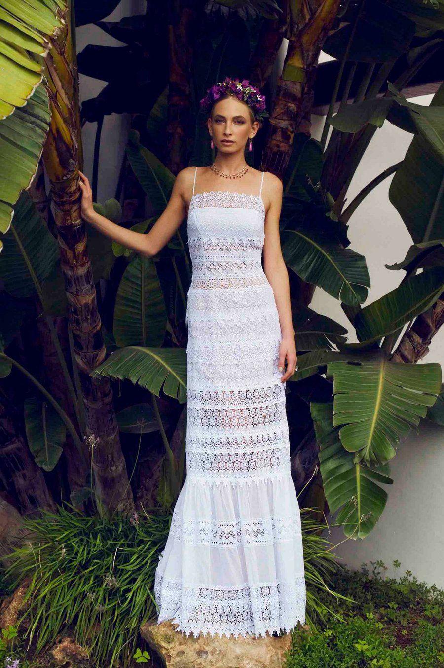 vestidos bohemios para novia encontrarás el tuyo sewing