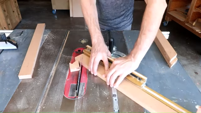 How to make a simple picture frame using a tablesaw – Woodworking for Mere Mortals