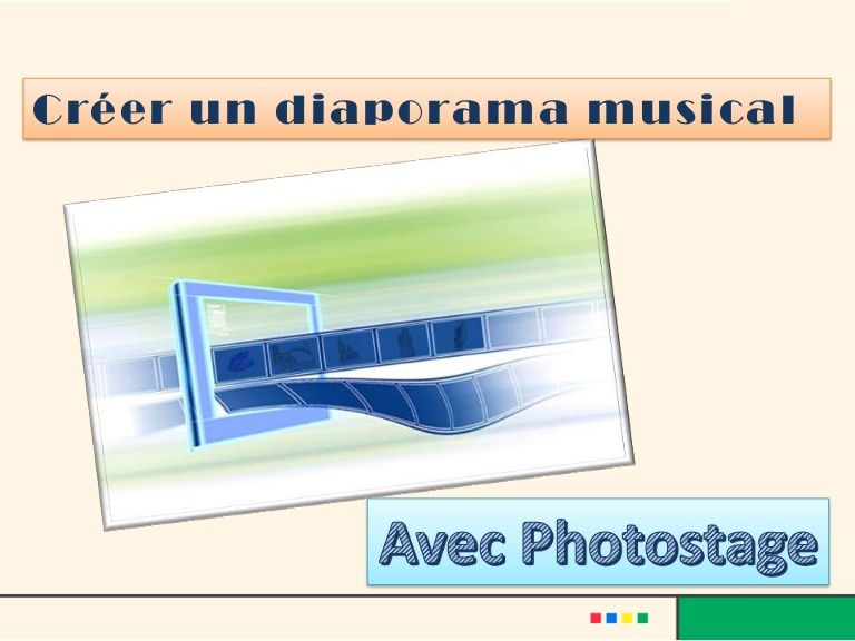 cr er un diaporama musical avec photostage by lorient via slideshare informatique pinterest. Black Bedroom Furniture Sets. Home Design Ideas