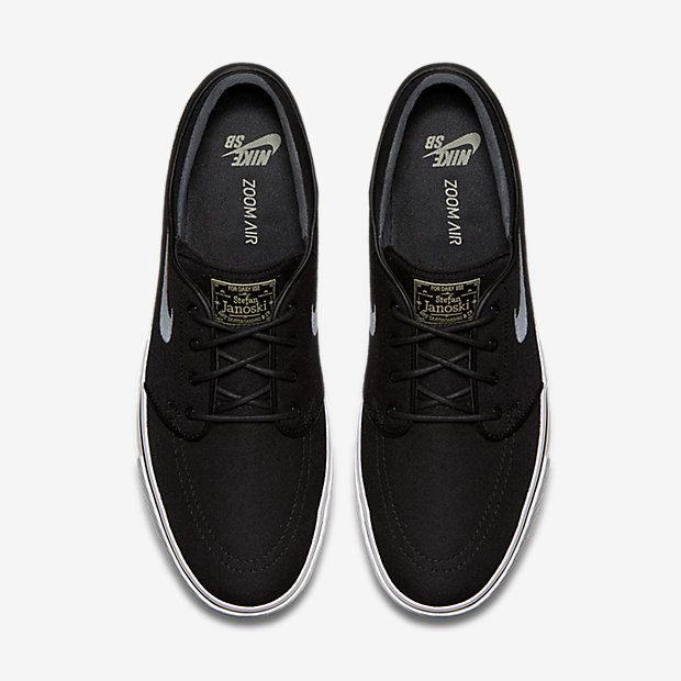 nike zoom stefan janoski cnvs zapatillas de skateboarding