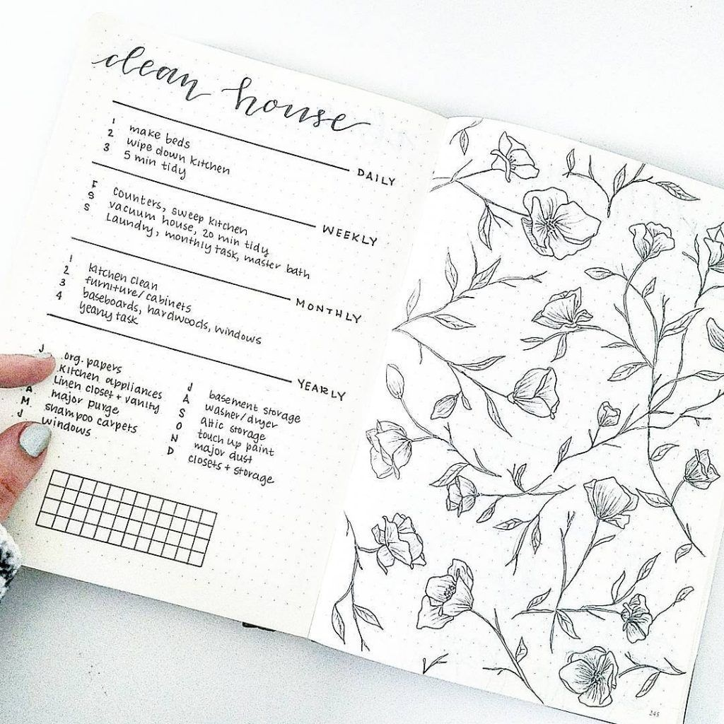 Start the new year right with these brilliant bullet journal