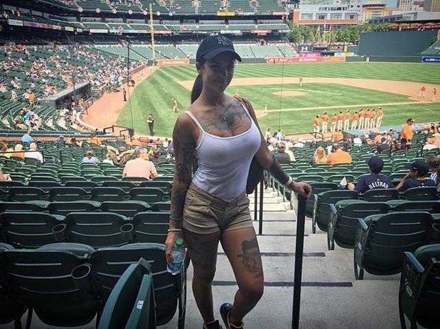 Bonnie Rotten Bonnie Rotten Bonnie Rotten Yankees Vs Orioles