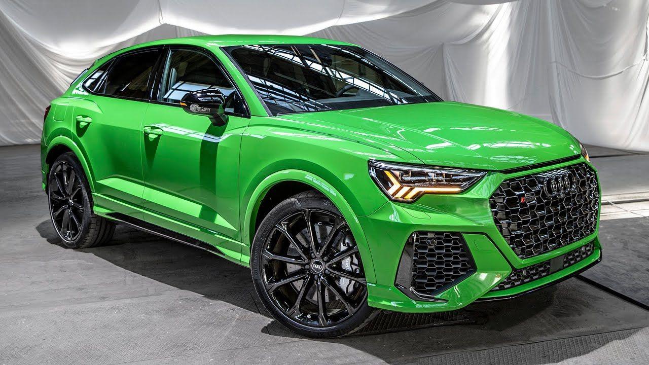 Premiere 2020 Audi Rsq3 Sportback The Mini Urus 5cyl 400hp Stylish A Audi Rsq3 Best Suv Cars Audi Germany