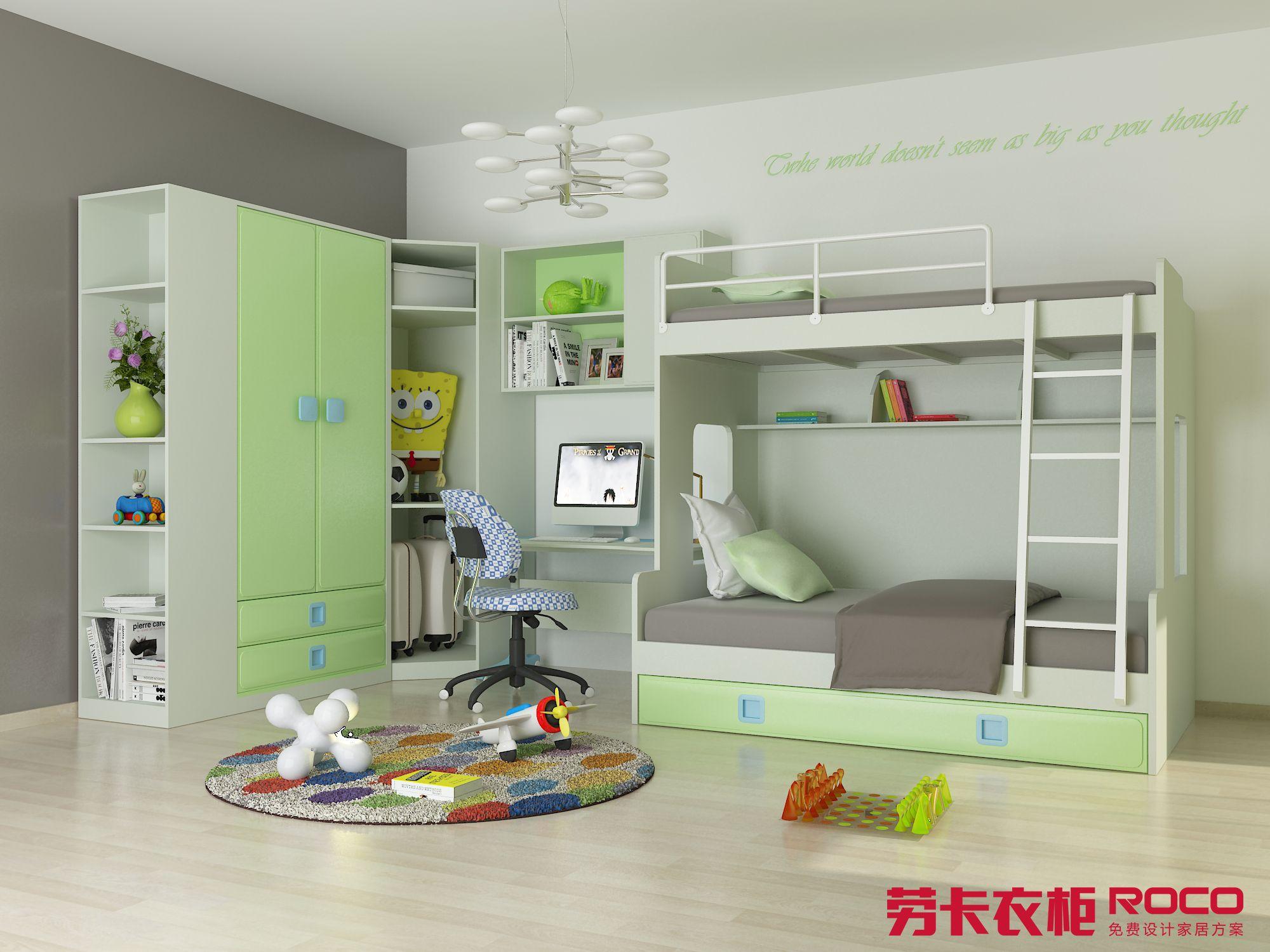 Best Green Color Girl Bedroom Design Boy Bedroom Kid Furniture 400 x 300