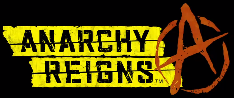 Psa Anarchy Reigns Comes Out Next Week Sonic Retro Anarchy Art Logo Reign