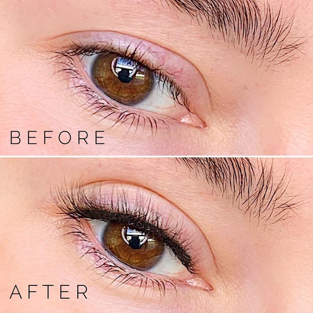 Flutter Habit lashes DIY eyelash extensions Diy