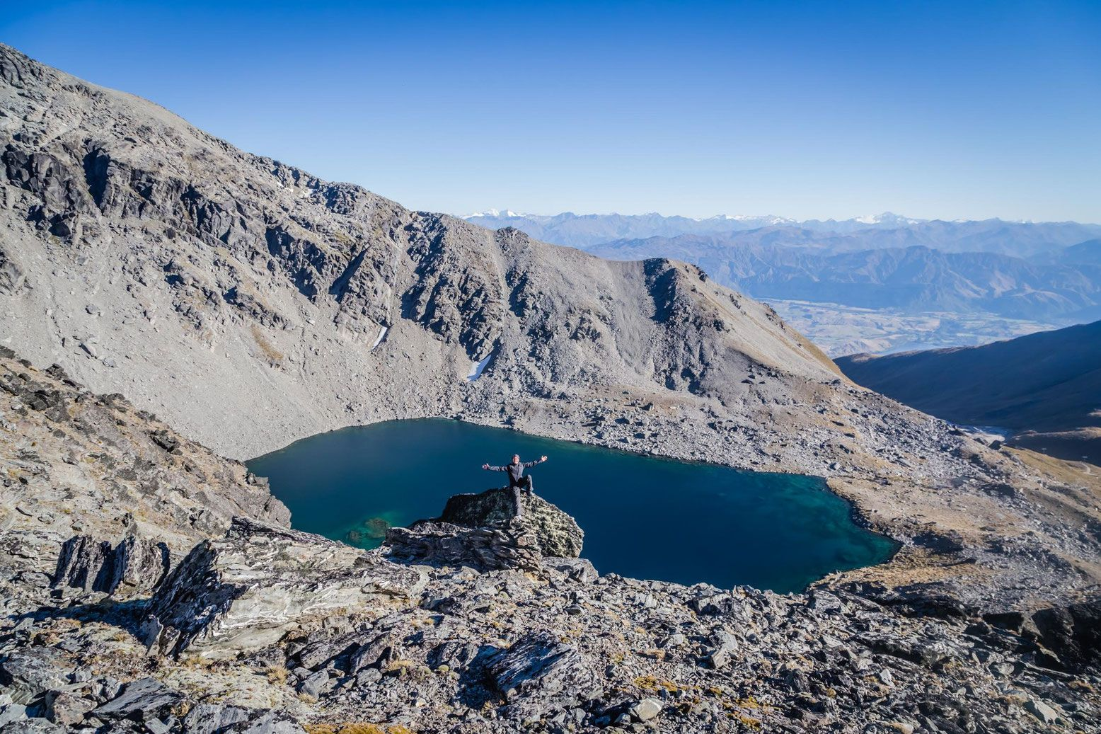 Seven Best Day Hikes in Queenstown | Day hike, New zealand ...