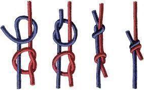 Photo of Schiebeknoten für Lederband, Armband usw., englischer Knoten #Armband #Englisch … – Lady Womans