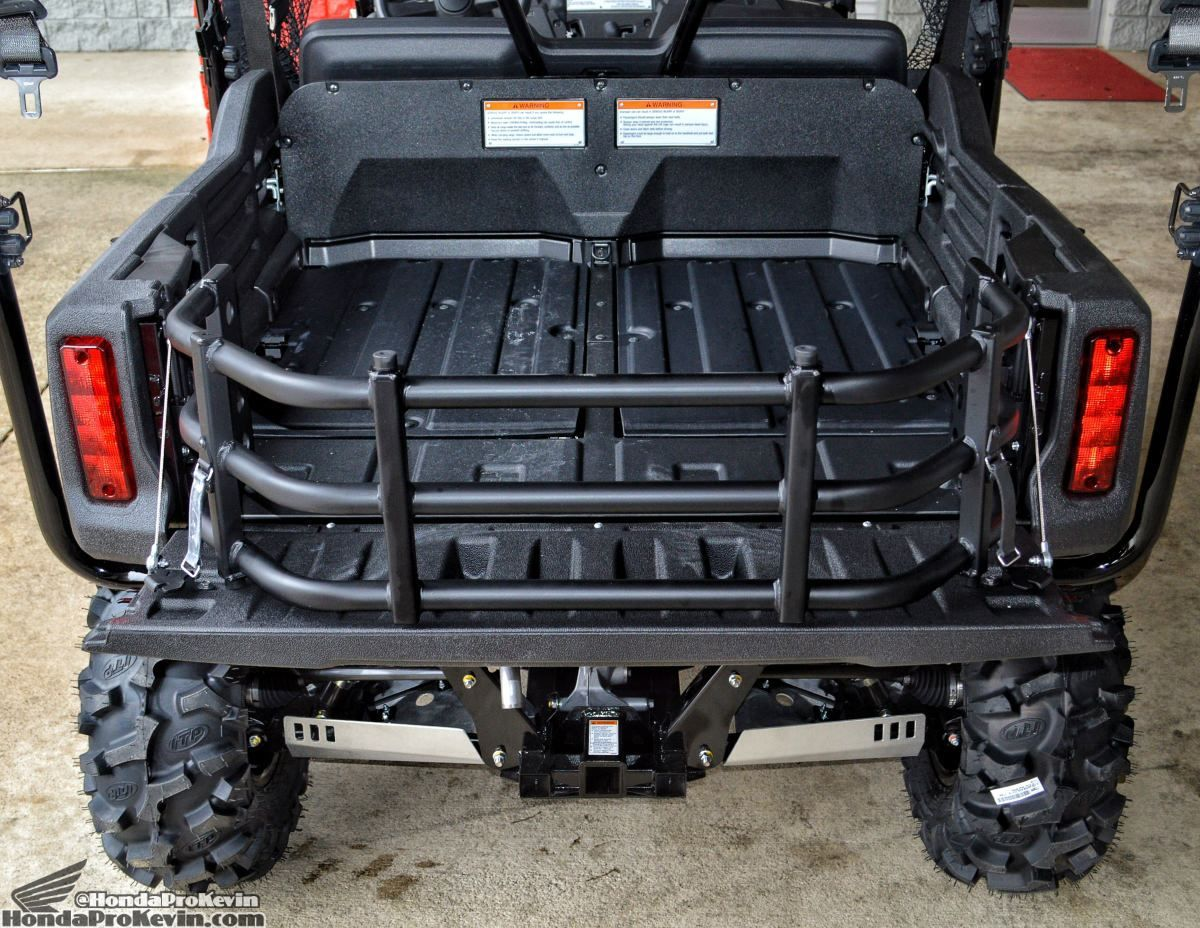 Honda Pioneer 700 4 Accessories Review Prices Detailed Pictures Honda Pioneer 1000 Honda Utv Accessories