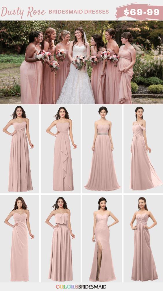 Dusty Rose Bridesmaid Dresses Dusty Rose Bridesmaid Dresses Rose Bridesmaid Dresses Rose Pink Bridesmaid Dresses