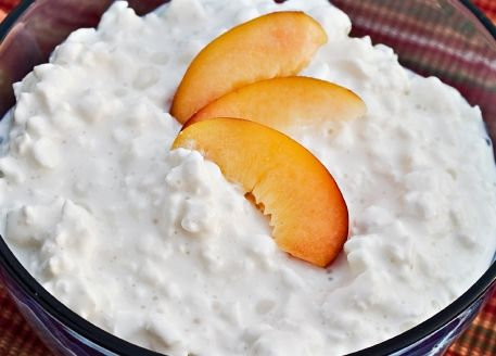 Cottage Cheese Is A Great Source Of Protein. Pair With
