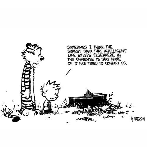 Calvin and Hobbes. #nuffsaid