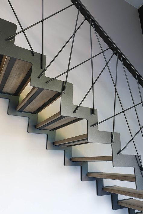 Yves Deneyer   Menuiserie Métallique   Ferronnerie | Cool Stairs |  Pinterest | Staircases, Interiors And Modern Staircase