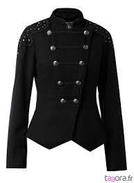 Patron manteau officier homme
