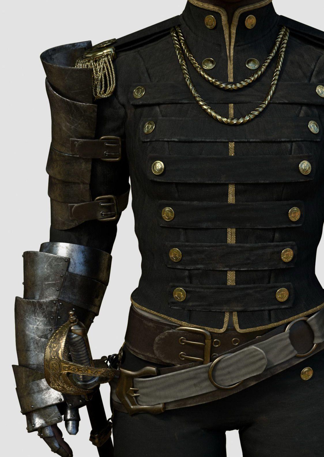 Steampunk Fashion: Pin By Steampunk Artifacts On Steampunk