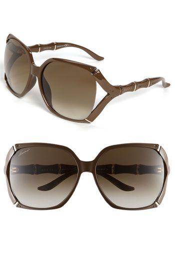 0ed00ab0964 Gucci 58mm Oversized Sunglasses