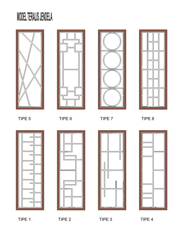 Window Grill Design, Window