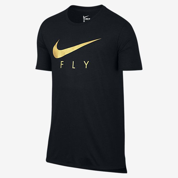 Lo anterior Maduro Brutal  Nike Fly Droptail Men's T-Shirt   Nike ropa hombre, Camisa nike, Ropa cool  para hombre