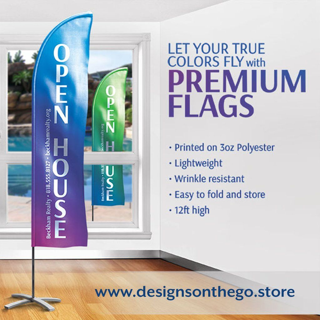 Tall Flags Personalized Flag Color Fly Custom Flags