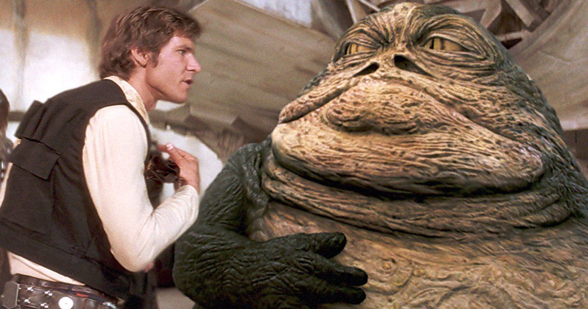 Will Jabba the Hutt Return in Han Solo? -- Recently leaked set photos from Han Solo: A Star Wars Story have caused speculation that Jabba the Hutt will show up. -- http://movieweb.com/han-solo-movie-jabba-the-hutt-return/