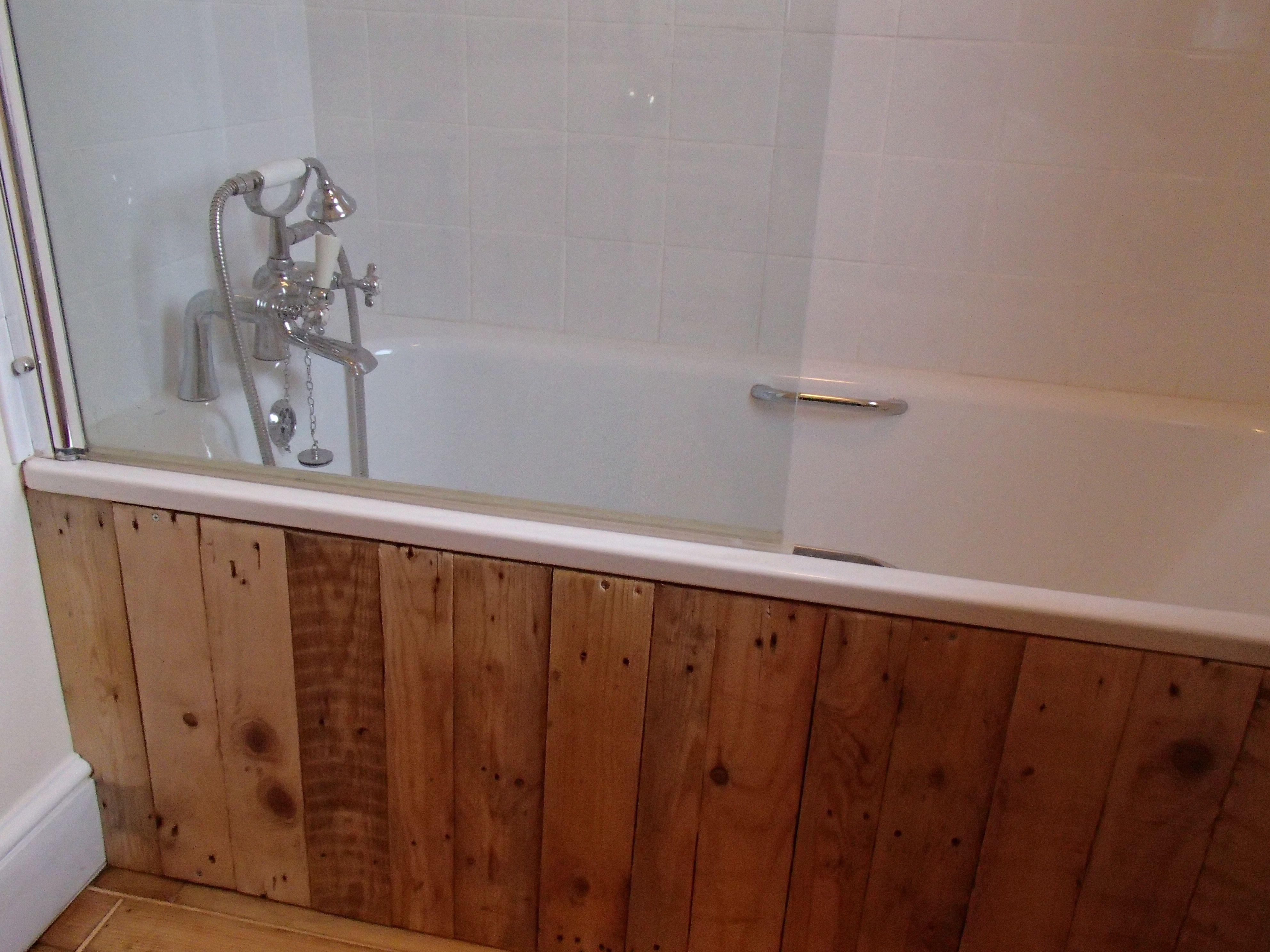 Wooden Bath Panel Ideas