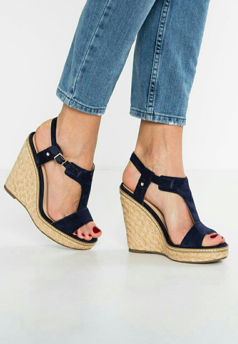 4be7af610f0 Sandal wedge Minelli | shoes , stuff , style and so much more i 2019 ...