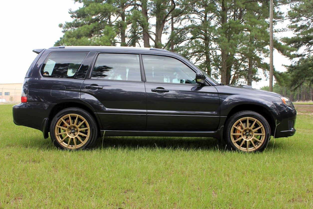 FS For Sale NC 2008 Subaru Forester XT Sports AT
