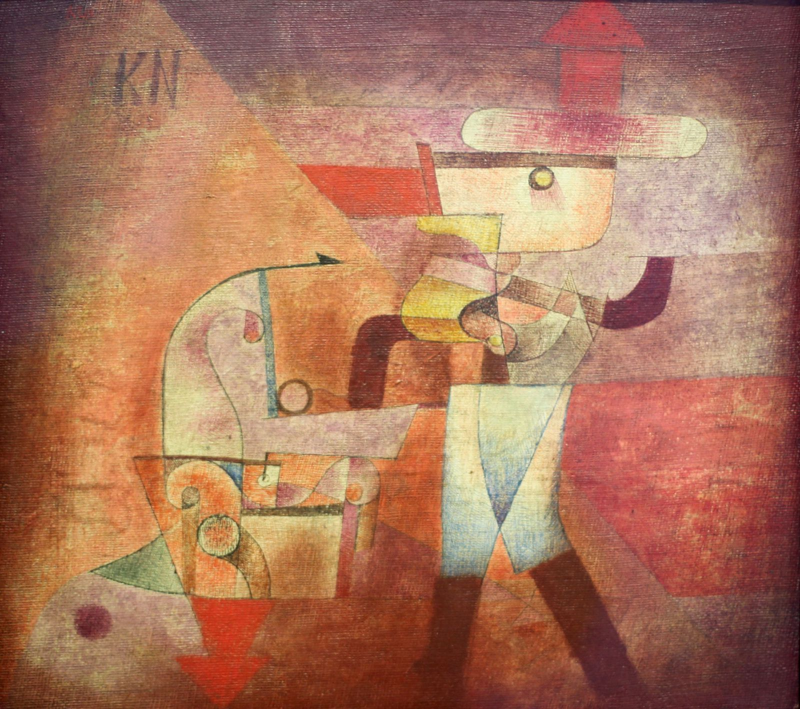 "Expo Retrospective Contemporaine: Paul KLEE ""L'IRONIE À L'ŒUVRE"" - ACTUART by Eric SIMON en 2020 ..."
