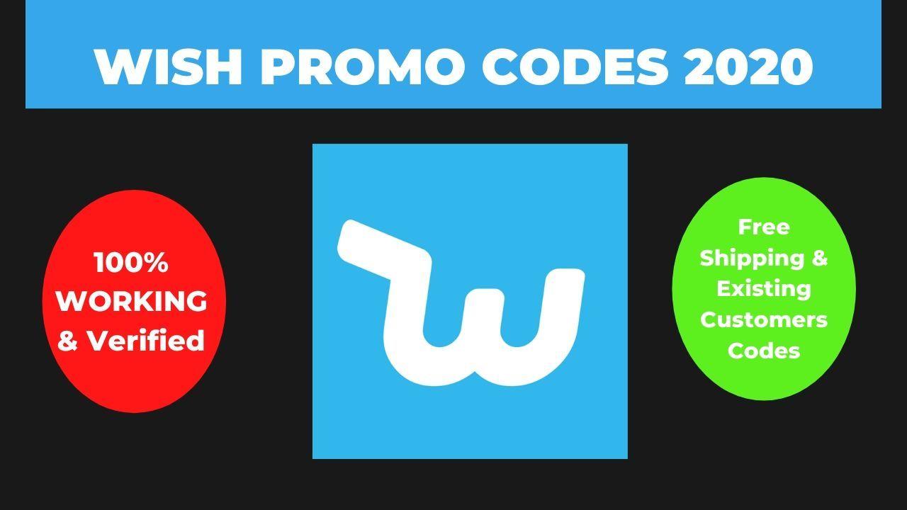 Wish Promo Code In 2020 Promo Codes Coding Wish App