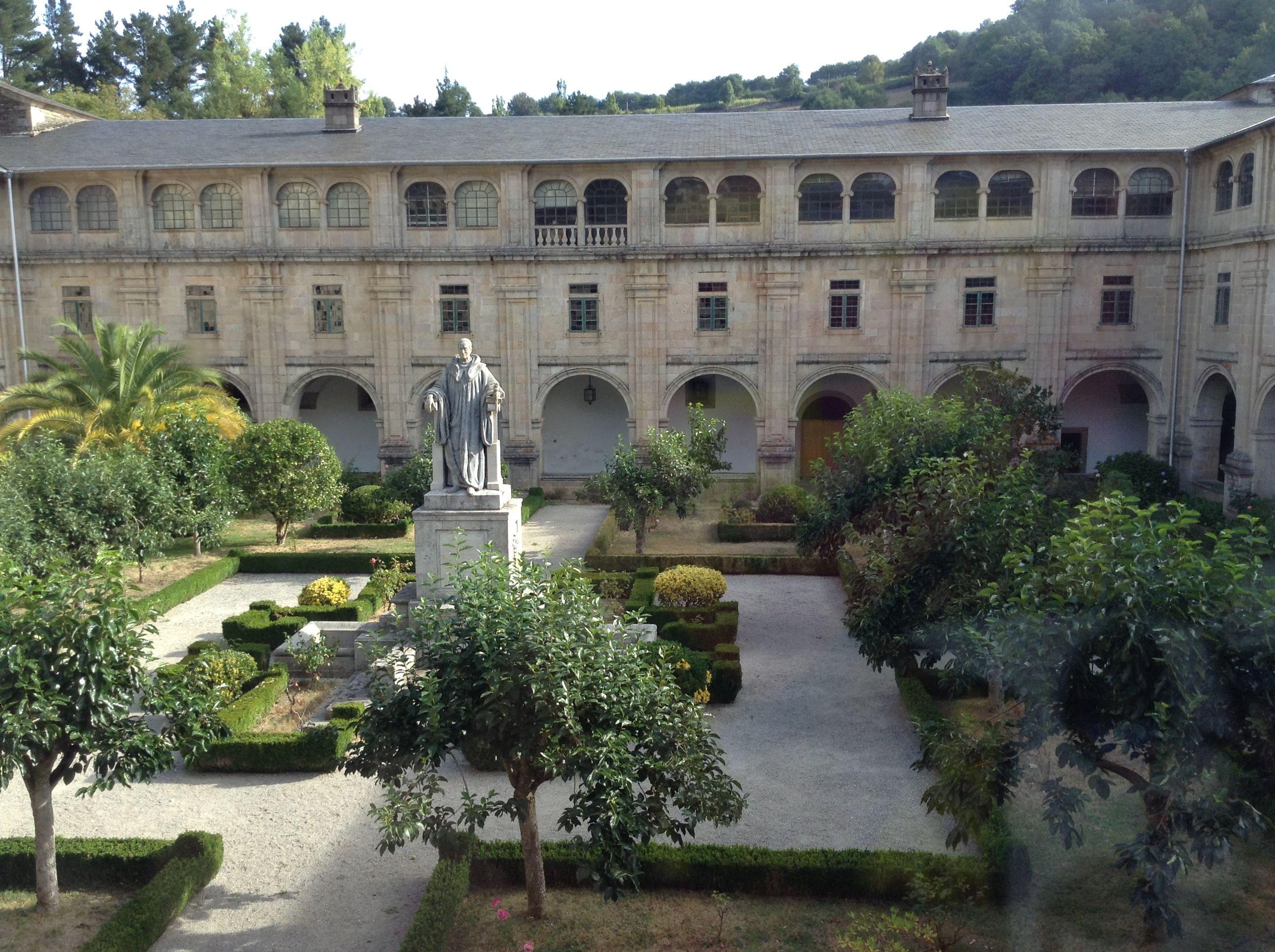 Monastério de Samos no caminho
