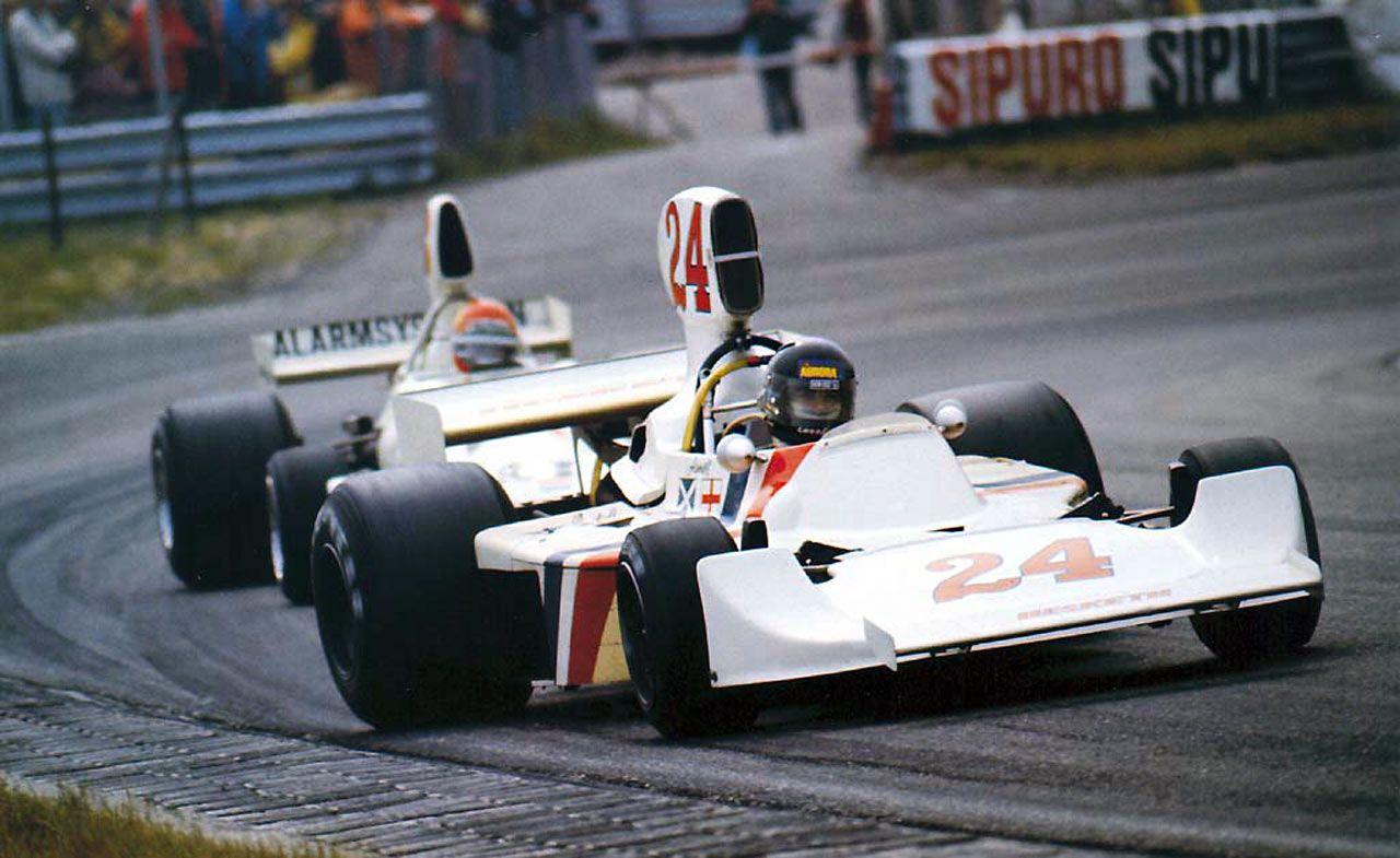 1975 Hesketh Racing - James Hunt