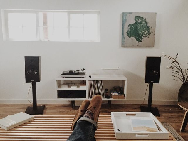 Show Off Your Small Listening Space Page 33 Listening Room Audiophile Listening Room Hifi Room #stereo #system #for #living #room