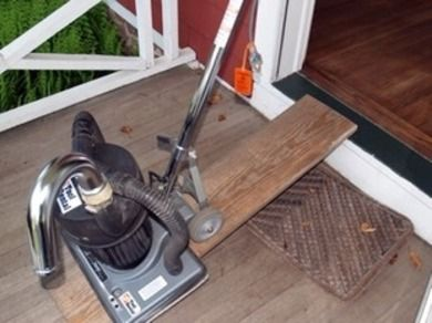 Watch your back how to refinish hardwood floors bob vila to watch your back how to refinish hardwood floors project guide bob vila solutioingenieria Images