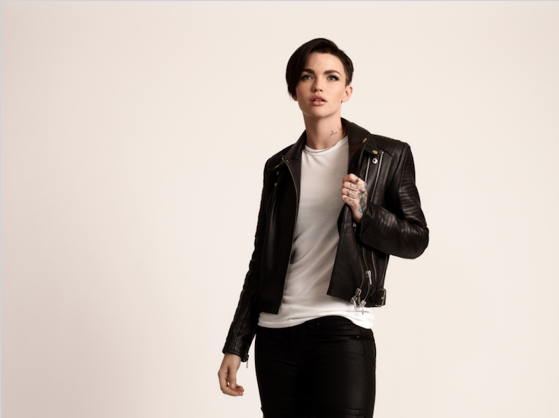 Ruby Rose is so over being reduced to her sexuality (With