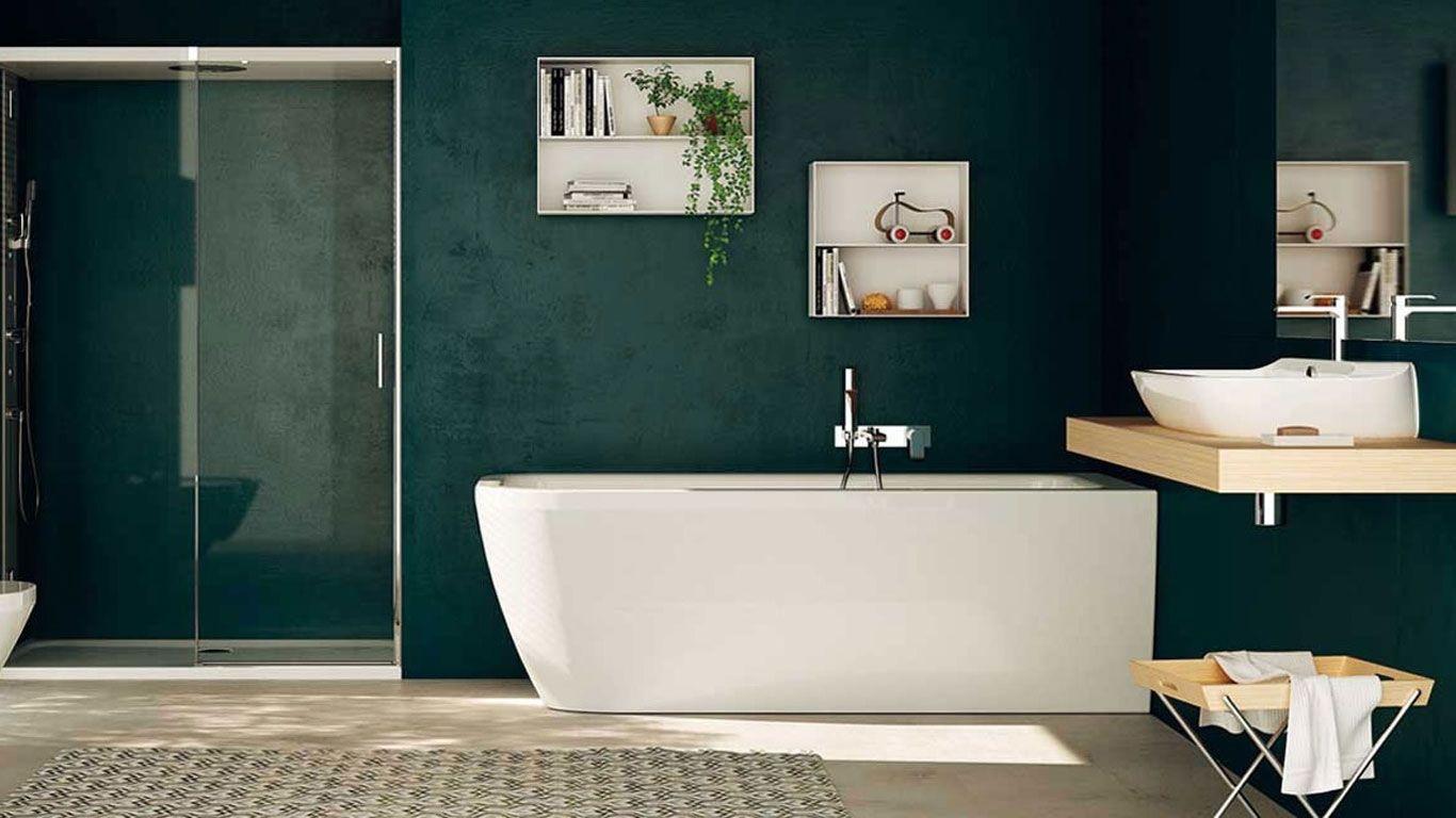 Vasca Da Bagno Italiano.Vasche Da Bagno Con E Senza Idromassaggio Le Vasche Bathroom