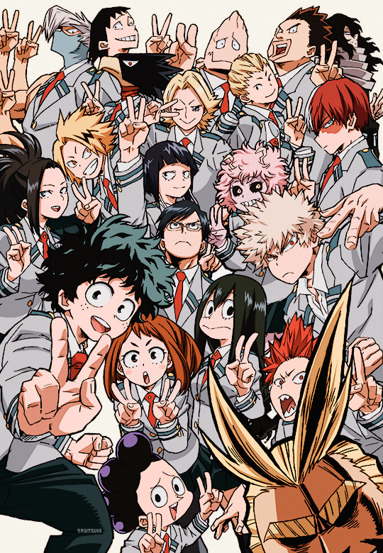 AnimeWallpapers Photo Hero academia season 2, Anime