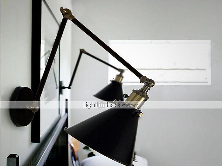 Lâmpadas de Parede LED Rústico/Campestre Metal de 4499407 2016 por €68.59