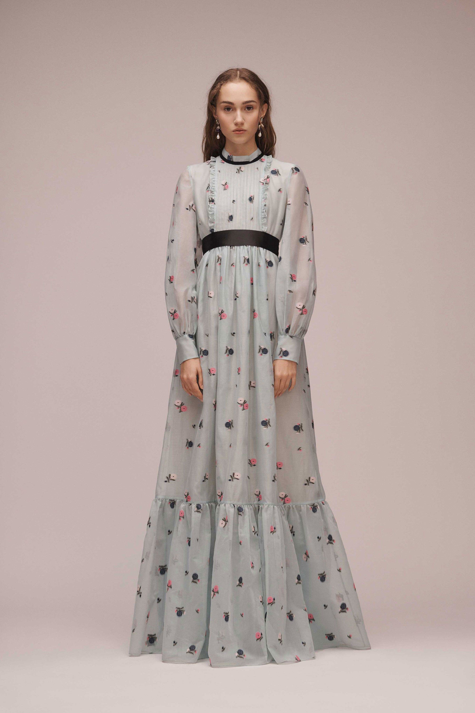 Erdem PreFall  Fashion Show  Erdem Collection and Model photos