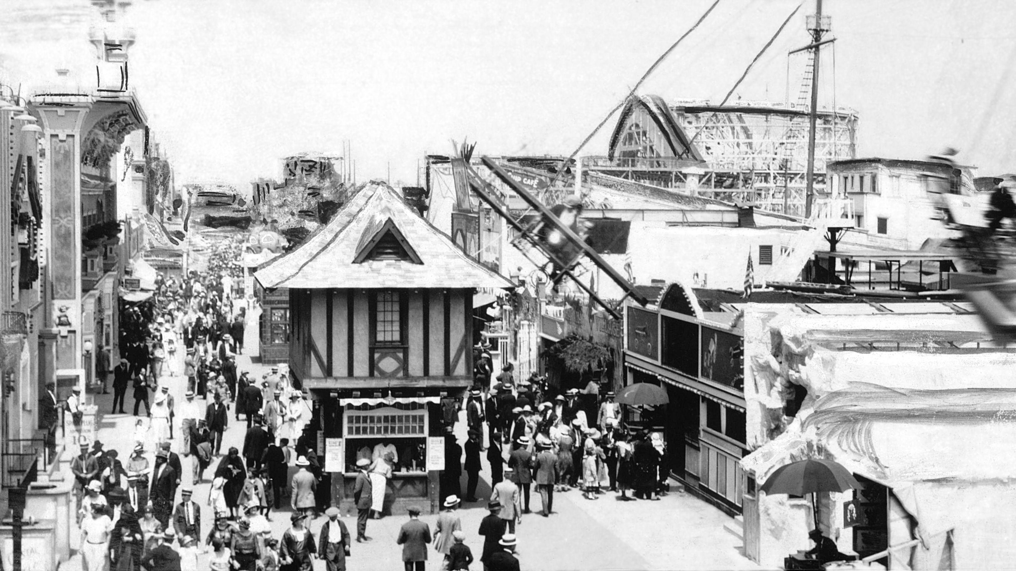 Venice Park Circa 1920