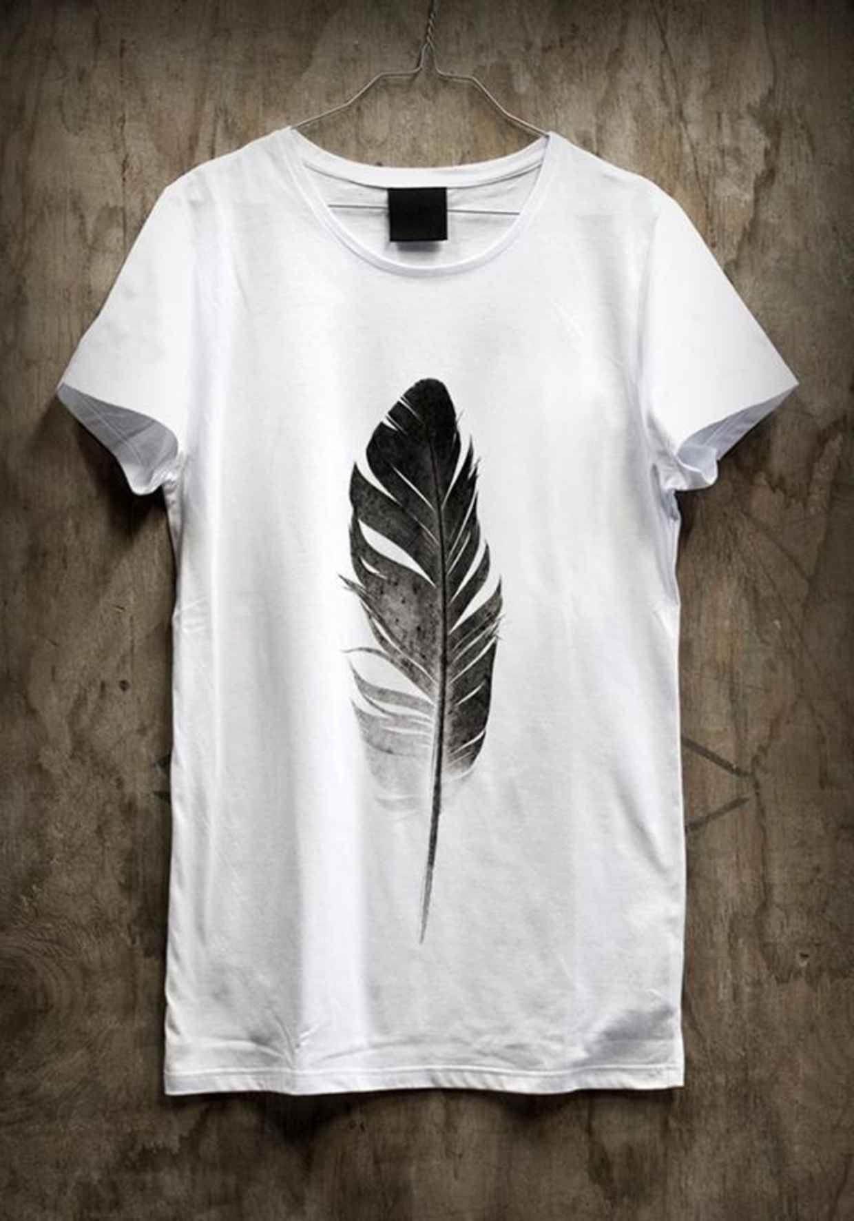 Random Inspiration 190 T Shirt Painting Fabric Paint Shirt Paint Shirts