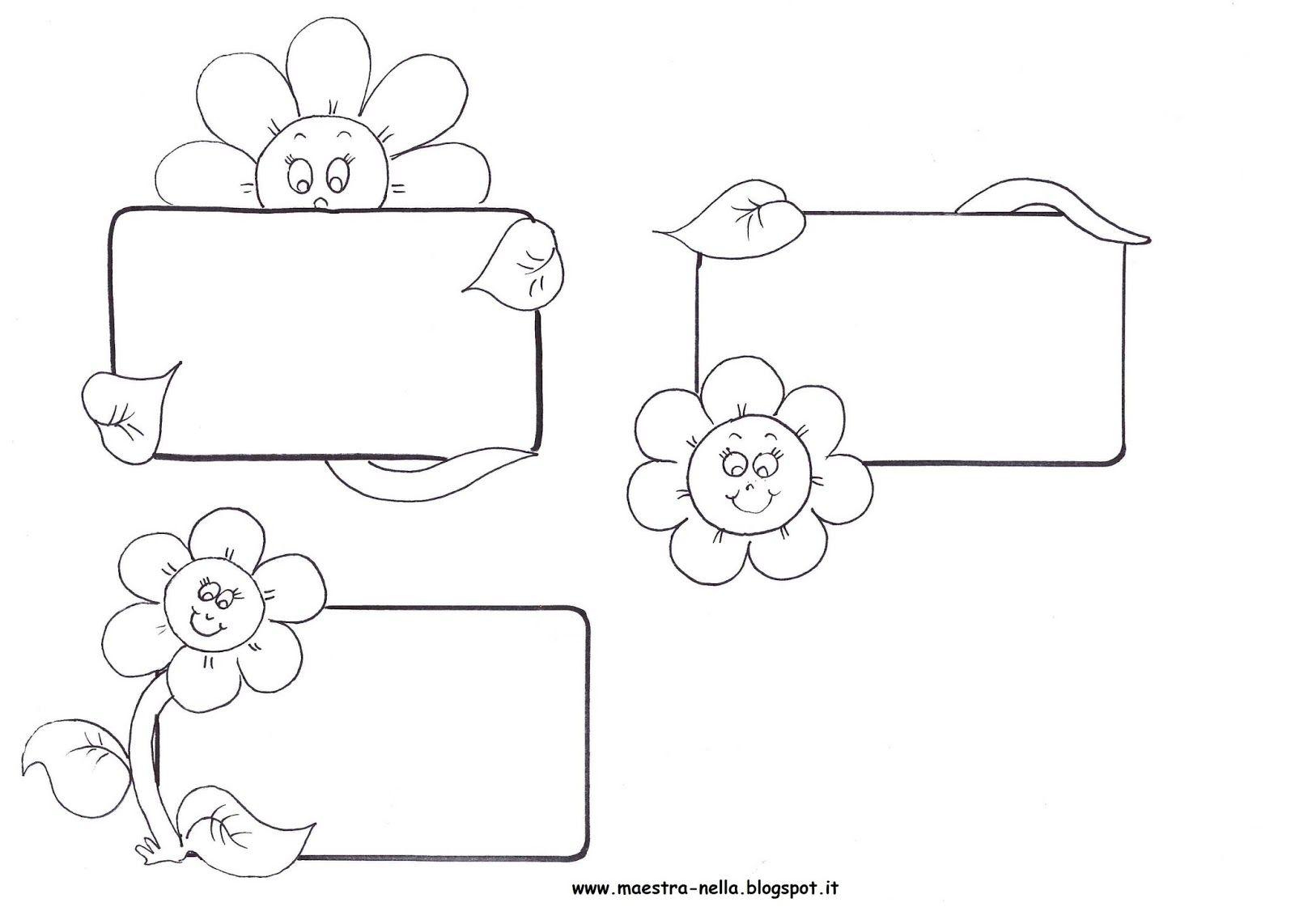 Maestra nella sezione dei fiorellini meduse stelle for Maestra infanzia
