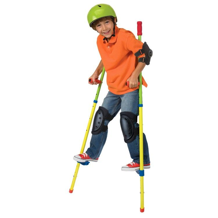 Kids Stilts Active Play Set Best Gifts For 6 Year Old