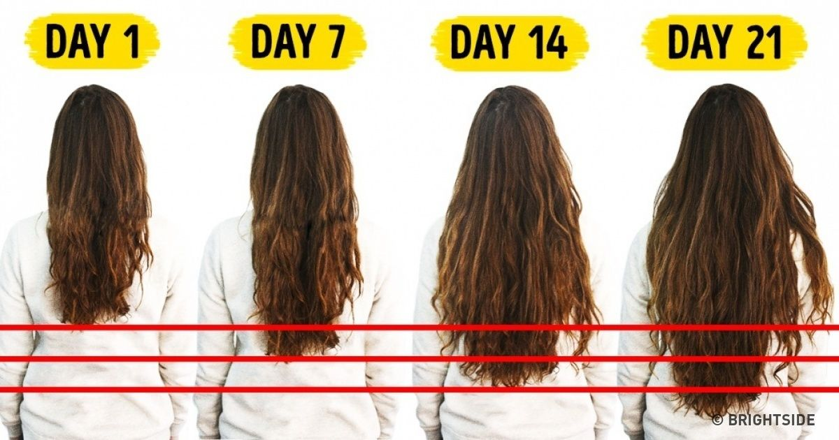 7 Foods You Need to Accelerate Hair Growth Make hair
