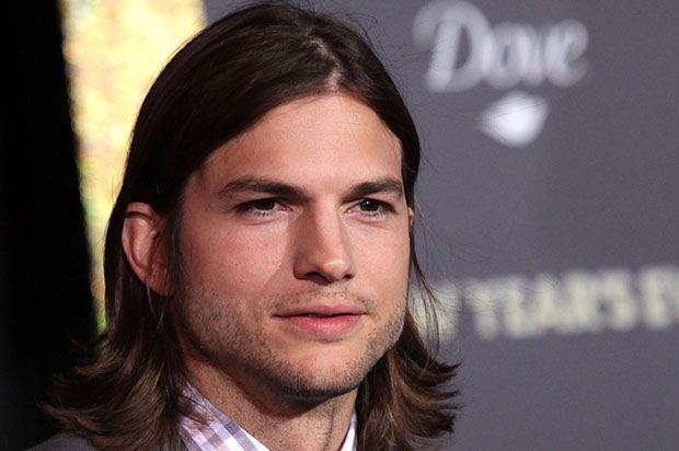 Ashton Kutcher Soaks Up The Spotlight But It Seems That His Twin