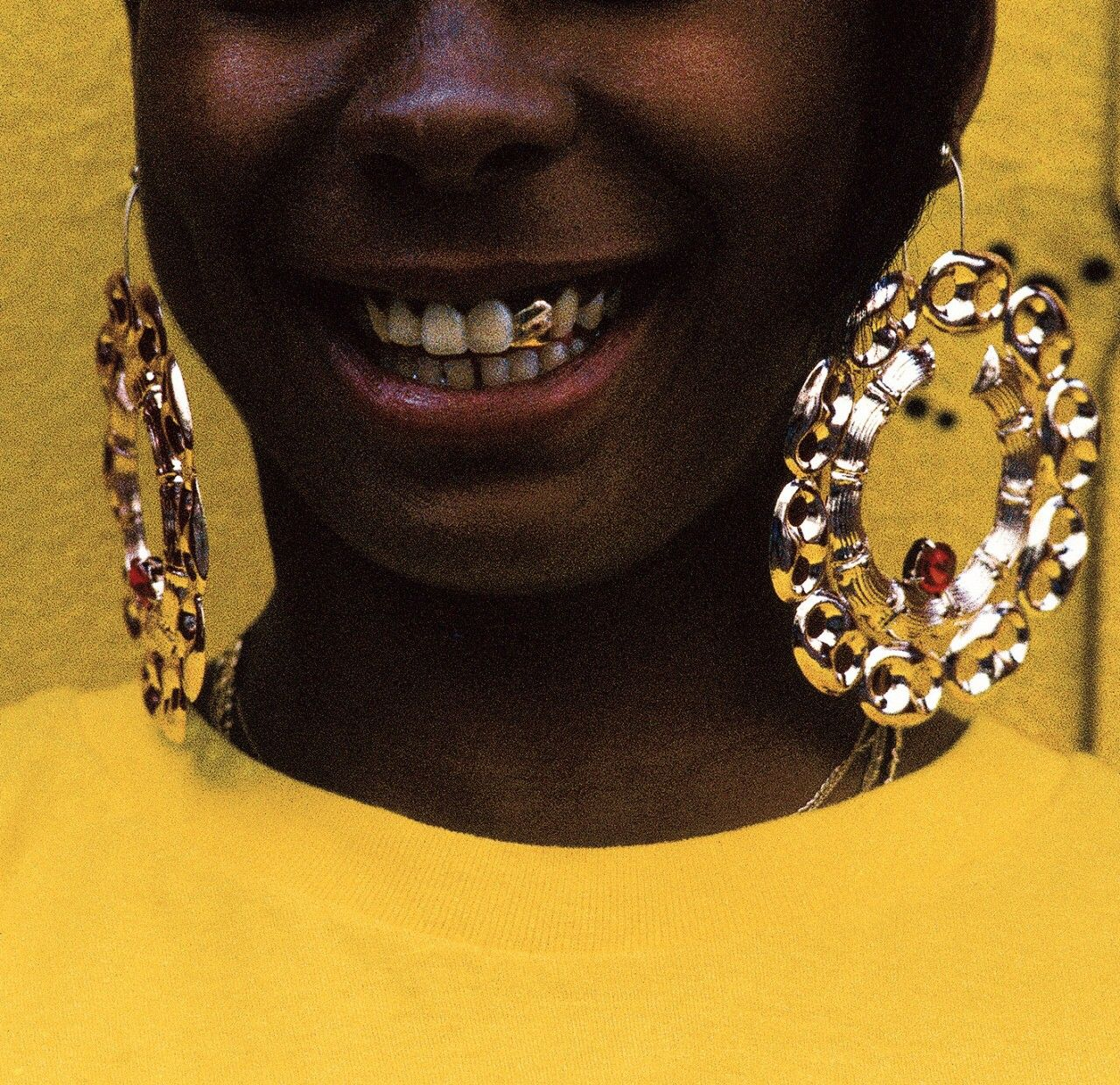 Girl With Bamboo Earring Black Google Search Black Girl Aesthetic